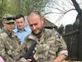 Дмитрий Ярош сложил полномочия лидера Правого сектора