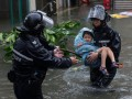 Супертайфун в Гонконге: более 350 пострадавших