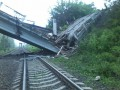 В Луганской области боевики взорвали мост - соцсети