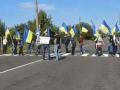 На Ивано-Франковщине перекрыли дорогу: Подробности