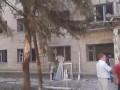В городе Ясиноватая под обстрел попали жилые кварталы (видео)