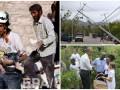 День в фото: добровольцы в Сирии, ураган на Гаити и Обама на огороде