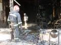 В Золотоноше в игорном заведении сгорел посетитель