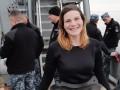 В украинских ВМС впервые появилась женщина-водолаз