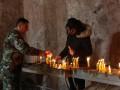 В Армении начался национальный траур по погибшим в Нагорном Карабахе