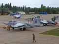 Sea Breeze: бочки и петли демонстрировали на военном аэродроме Кульбакино