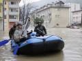 Наводнение в Хорватии: тысячи людей эвакуированы
