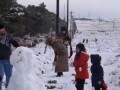 В Ливии впервые за 15 лет выпал снег