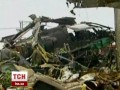 На Тайване боевой вертолет рухнул на жилой дом