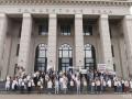 В Минске оцепили здания правительства и ЦИК