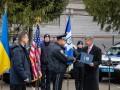 США подарили украинской полиции 88 автомобилей