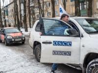 Замглавы миссии ОБСЕ едет на Донбасс