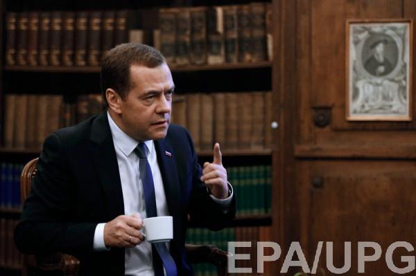 Медведеву жалко Европу