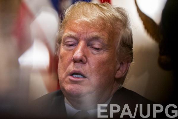 """Трамп: """"Ближний Восток - отвратительное место"""""""