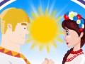 Луганские коммунисты сняли мультфильм о том, как Украина вышла замуж за Россию