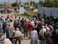 На КПП Станица Луганская умерла женщина