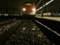 Землетрясение нарушило график движения японских поездов