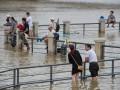 Наводнения в Китае привели к оползням и гибели сотен человек
