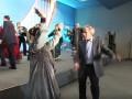 Кремль опубликовал видео, как танцуют Путин и Буш