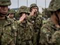 Япония примет участие в военных учениях в Украине