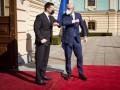 Переговоры Зеленского и президента ЕС: о чем говорили
