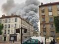 В Париже вспыхнул масштабный пожар возле Версаля