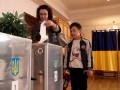 Более 45% избирателей отдали свой голос на выборах президента