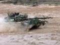 Минобороны показало мощь украинских танков
