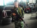 На КПП Марьинка задержан боевик, вымогавший секс и деньги