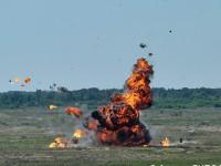 В Украине испытали беспилотник ударного действия