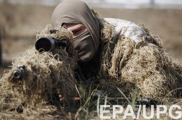 В Гнутово и Широкино стреляли вражеские снайперы