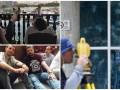 Неделя в фото: стрельба в Далласе, забастовка в Раде и выходной у сестер-Савченко