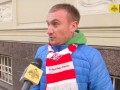 Дарт Вейдер или Блок Порошенко. Как голосовали украинцы в Москве - репортаж
