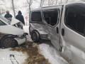 На Тернопольщине в ДТП пострадали семь человек