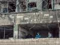 В Сети появились фото с места ликвидации Гиви