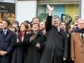 Итоги 11 января: Марш единства в Париже и чеченцы в Донецке