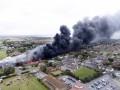 В Англии пожар полностью уничтожил школу