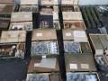 СБУ пресекла попытку вывоза 5 тонн боеприпасов с Донбасса