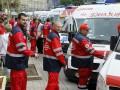 В Киеве начался пятый чемпионат бригад скорой помощи