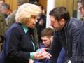 Вышинского в суде выпустят из