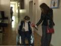 В инклюзивной школе Николаева 2 года не работает лифт, утеряна деталь