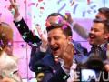 Лидеры ЕС и НАТО поздравили с победой нового президента Украины