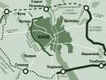 Киевсовет обнародовал схему новой окружной дороги