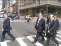Порошенко ходит пешком по Нью-Йорку из-за пробок
