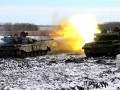 В зоне ООС проходят сборы командиров танковых подразделений