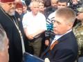 «Мэр» Пономарев обматерил жителей Славянска (видео)