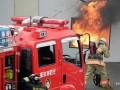 В Японии загорелось здание Министерства экономики