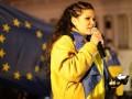 Майдан готовится поставить рекорд Гиннеса по массовости исполнения гимна