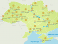 Синоптики пообещали Украине много солнца и тепла