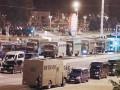 Силовики оцепили центр Минска